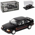 Ford Escort XR3I 1990 Zwart  Black 1/43