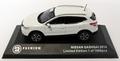 Nissan Qashqai 2014 Wit White  1/43