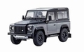 Land Rover Defender 90 Final  edition Grey Grijs 1/18
