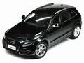 Audi Q5 2010 zwart black 1/18