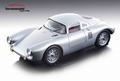 Porsche 550 Coupé Press race 1953 zilver  silver 1/18