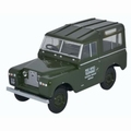 Land Rover series  2 SWB Hardtop Post oficce telephones 1/43