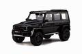 Mercedes Benz  G500 Brabus zwart Black 4x4 1/18