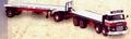 Leyland octopus en drawbar trailer CC11609 1/50