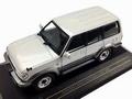 Toyota Land Cruiser  LC80  1992 Wit  White 1/43