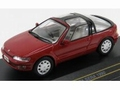 Toyota Sera 1990 Rood Red 1/43