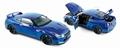 Nissan GT-R R35 Blauw Blue  2008 1/18