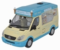 Mercedes Sprinter Whitby mondial Ice cream Piccadilly whip 1/43