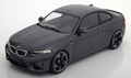 BMW M2 Coupé 2016 Grijs metallic Grey 1/18