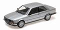 BMW 323 I 1982 Zilver  Silver  1/18