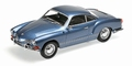 VW Volkswagen Karmann Ghia 1970 Blauw Blue 1/18