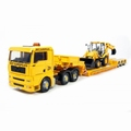 MAN  TGA Nooteboom Low Loawder +JCB 1/50