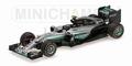 Mercedes AMG Petronas F1 Formule 1 Team F1 WO7 Hybrid 1/43