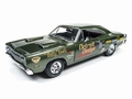 Dodge Cornet Super Bee 1969 Groen  Green  1/18