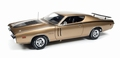 Dodge Charger R/T1971 Goud Gold 50 anniversary Dodge Charger 1/18