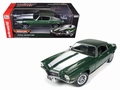 Chevrolet Camaro Z28 1970 Groen  Green   Muscle Car 1/18