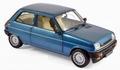 Renault 5 Alpine Turbo 1981  Blauw Navy  Blue 1/18