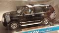 Cadillac Escalade 2002 Zwart Black 1/18