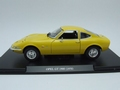 Opel GT 1900 Geel  Yellow 1970 1/24