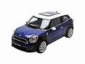 Mini Cooper S Paceman Blauw Blue 1/24