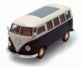 VW Volkswagen T1 Bus 1963 Groen/wit  Green/white 1/24