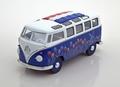 VW Volkswagen Samba bus 1962 Holland 1/24