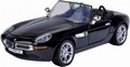 BMW Z8 Roadster zwart black Cabrio 1/24