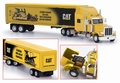 CAT Attitude/Experience Mural Truck art 55169 Kenworth W900 1/50