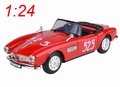 BMW 507 Rood Red # 525 1/24