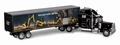 Cat Reflections mural truck Peterbilt art 55218 1/50