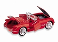 Chevrolet Corvette 1954 Rood Red Cabrio Convertible 1/24