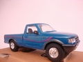 Ford Ranger STX 4x4 1994  Pick up Blauw brilliant blue  1/24