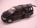 Pontiac Montana Transport monovolume Donker Blauw Dark Blue 1/24