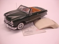 Ford 1949 Convertible Cabrio Groen Green + soft top 1/24