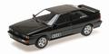 Audi Quattro 1980 Zwart Metallic Black 1/18