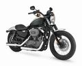 Harley Davidson 2008 XL 1200N Sportster