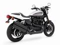 Harley Davidson 2011 XR 1200X  Wit White 1/18