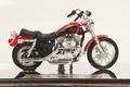 Harley Davidson XLH Sportster 1200 Rood Red 1/18