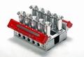Naamkaart houder Motor V10 Engine Name Card Holder