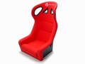 Kuip stoel GSM phone holder Bucket seat Rood Red