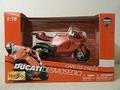 Ducati Desmosedici # 7 Carlos Checa 1/18