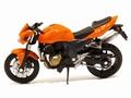 Kawasaki Z750 Oranje Orange 1/18