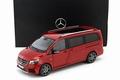 Mercedes Benz V Klasse Rood Metallic Red 1/18