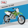 Kawasaki KX250F Groen  Green 1/18