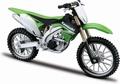Kawasaki KX450F Groen  Green 1/18