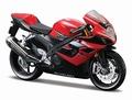 Suzuki GSX-R 1000 Rood Red 1/18