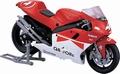 Yamaha 500 cc YZR Rood Red # 4 Max Biaggi 1/18