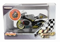Yamaha 250 cc YZR Zilver Silver # 19 Jacque Olivier  1/18