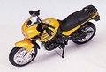 Triumph Tiger Geel Yellow  1/18