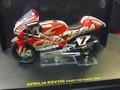 Aprilia RSV250 Randy De Puniet # 7 Carrera 2004 1/24